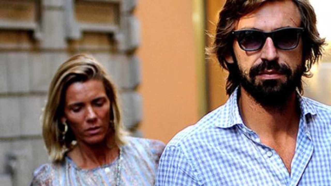 Andrea Pirlo ex moglie roversi