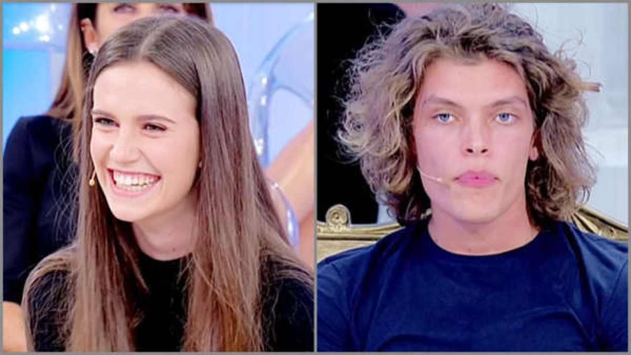 Eugenia Rigotti e Massimiliano Mollicone