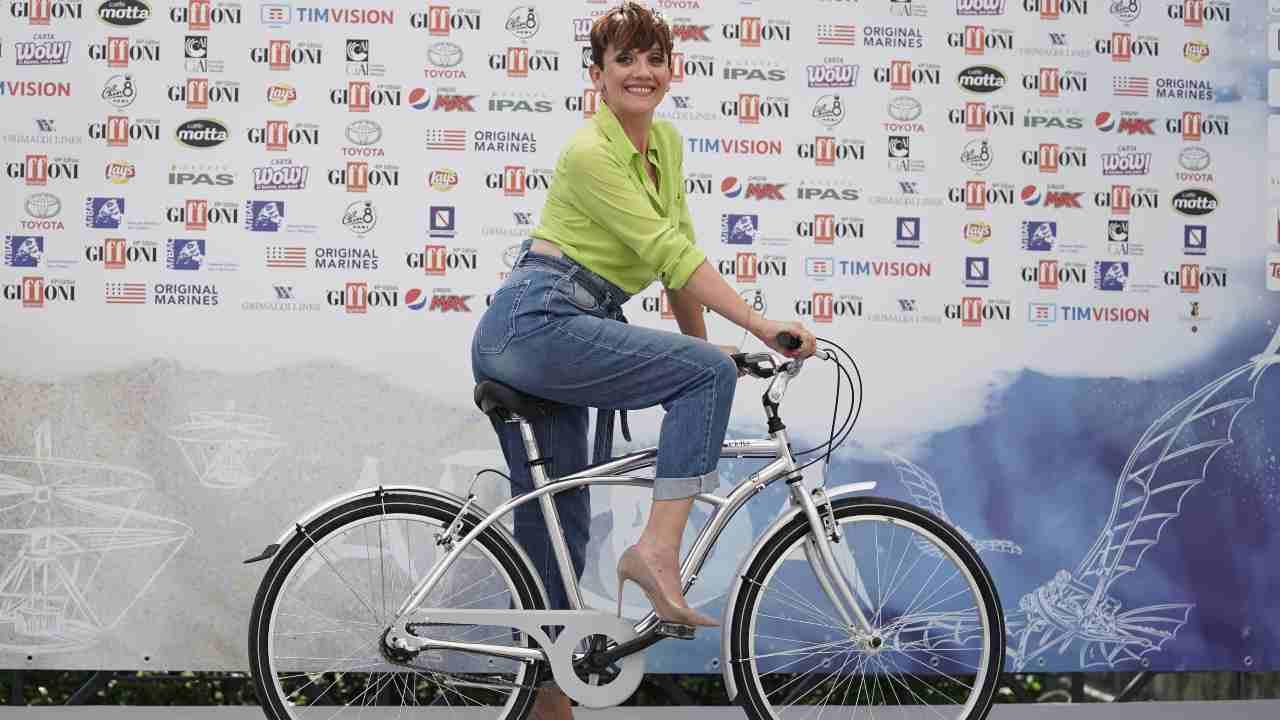 Lucia ocone bici