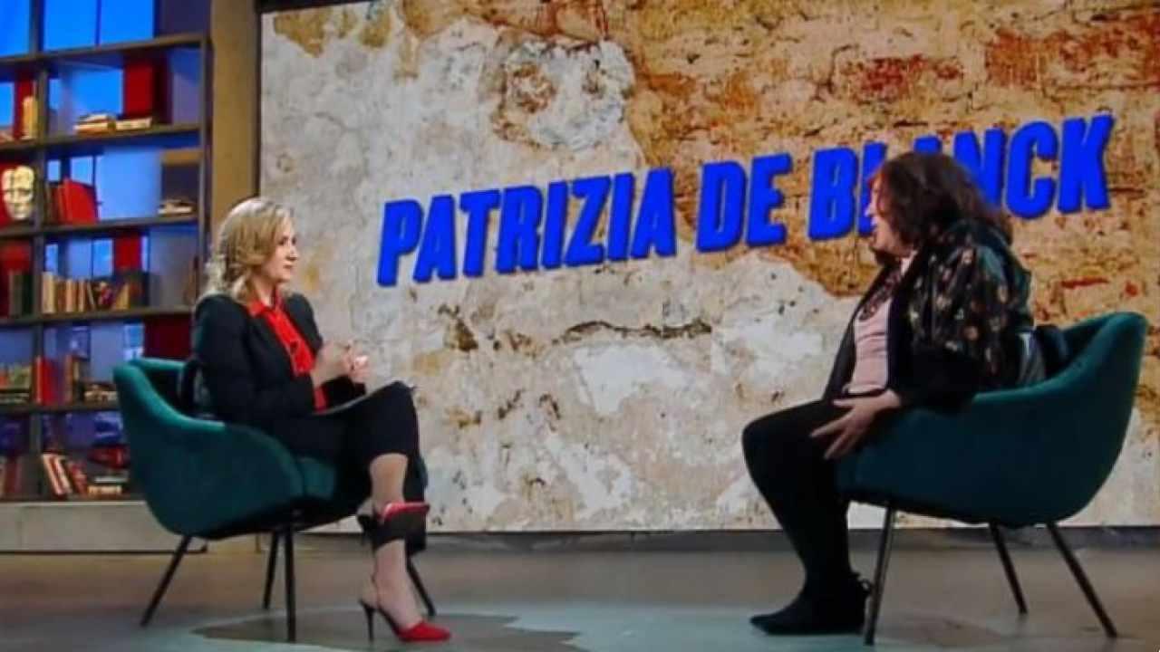 Oggi è un altro giorno Patrizia De Blanck