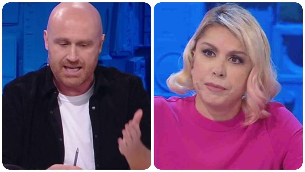 Rudy Zerbi Anna Pettinelli Amici 2021