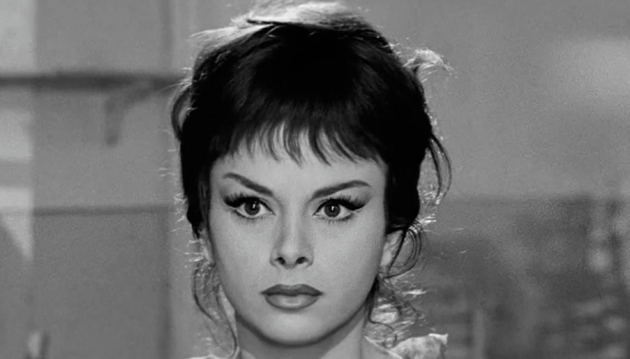 Sandra Milo giovane
