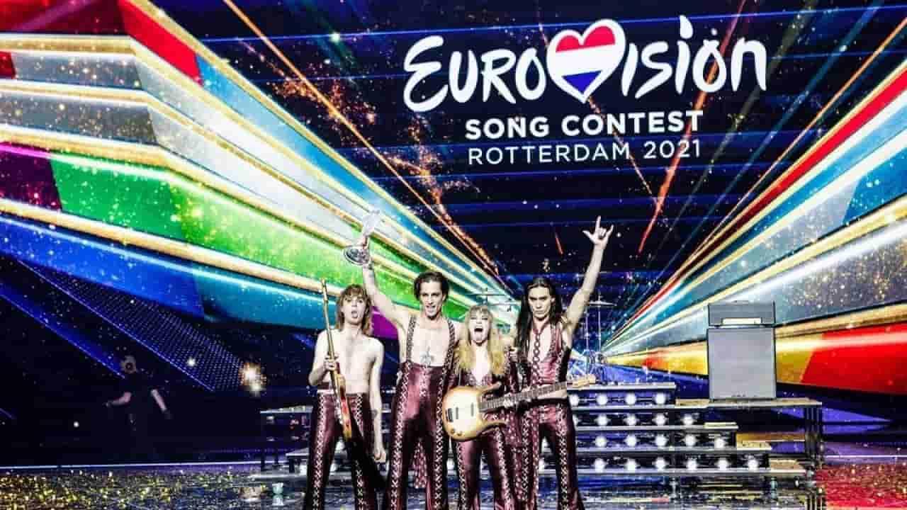 Eurovision Måneskin